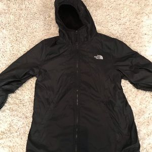 The North Face insulated wind breaker